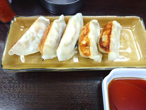 04焼き餃子