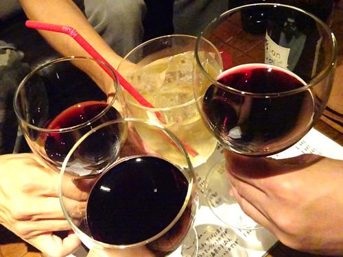 22赤ワイン
