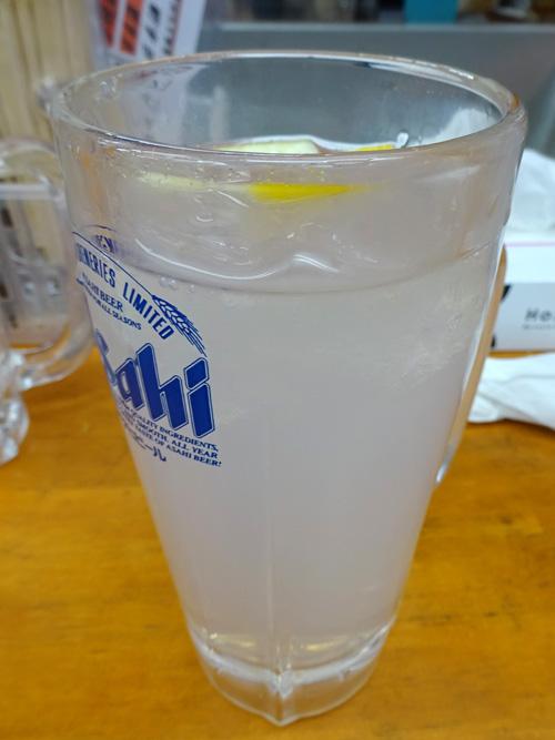 61レモンチューハイ250