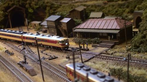 鉄道模型 キハ181系 2