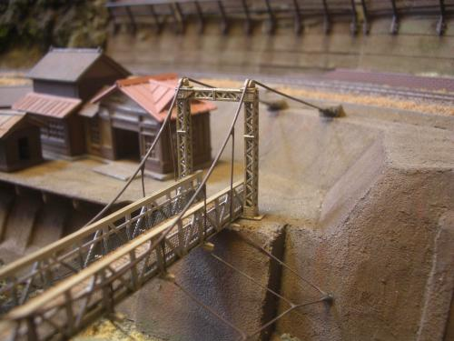 鉄道 吊り橋2