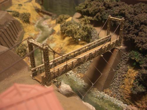 鉄道 吊り橋4