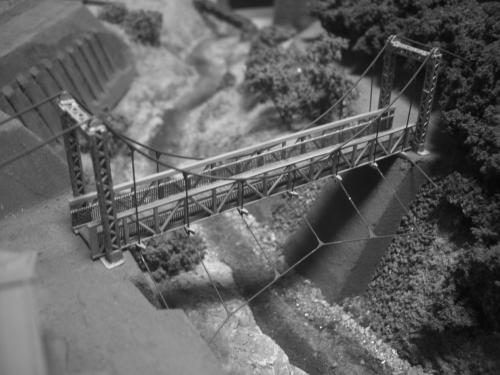 鉄道 吊り橋6