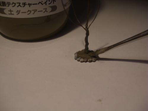 鉄道模型 樹木シナリー 5