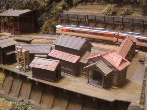 鉄道模型 モジュール 国鉄 3