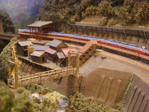 鉄道模型 モジュール 国鉄 1