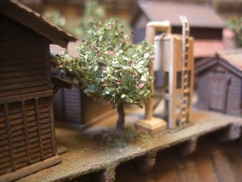 鉄道模型 駅舎 11