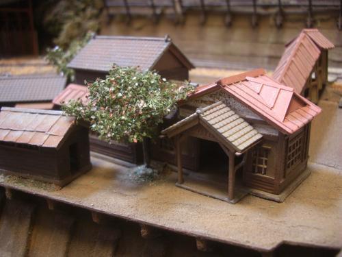 鉄道模型 駅舎 12