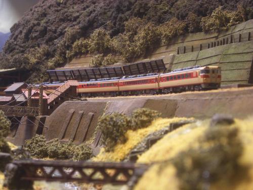鉄道模型 モジュール 国鉄 2