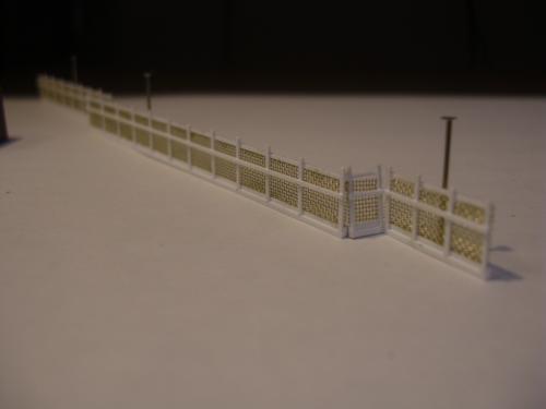 鉄道模型 ローカル駅舎 6