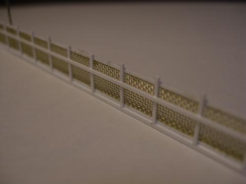 鉄道模型 ローカル駅舎 7