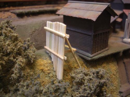 鉄道模型 駅舎