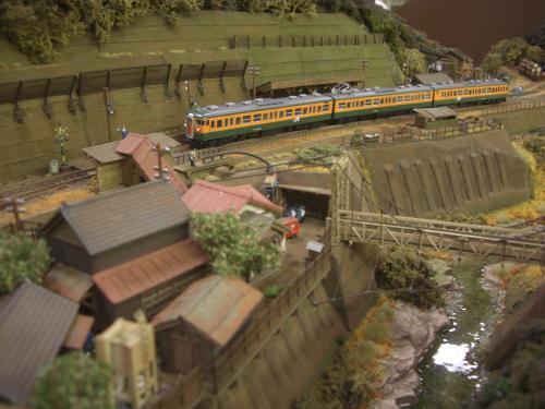 鉄道模型 ローカル線