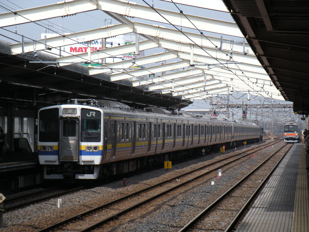 マリ211系 NN配給 (1)