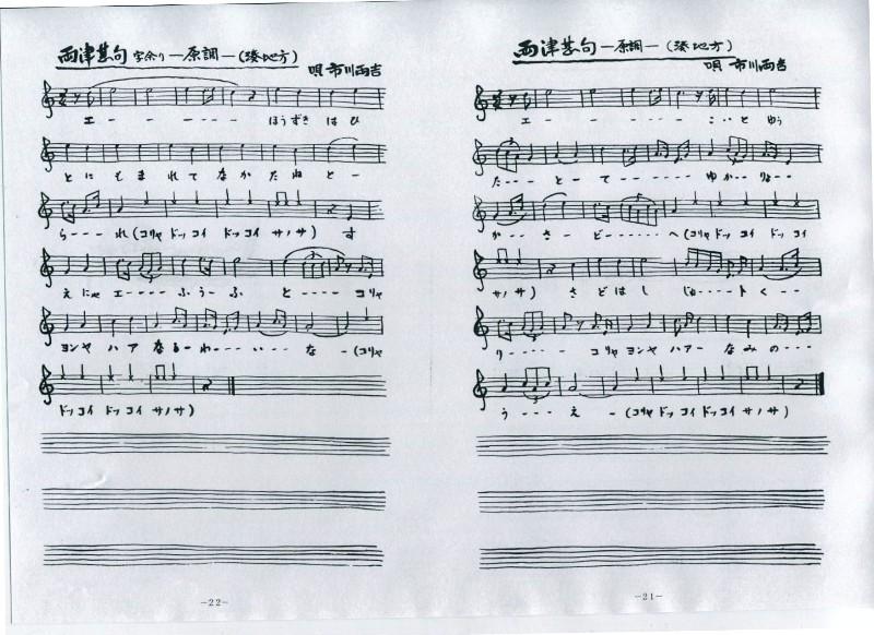 ふるさとの民謡11