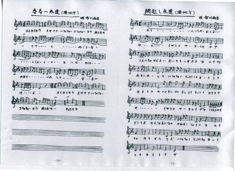 ふるさとの民謡13