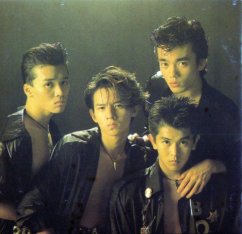 高橋和也の所属した「男闘呼組」