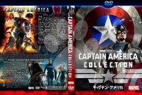 キャプテン・アメリカ:DVD整理用ジャケット
