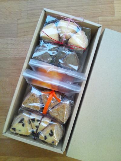 【焼き菓子 Bセット】パウンドケーキ2枚入り