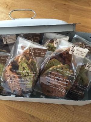 【マフィン・ラスク】サクサクの食感クッキー