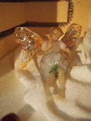 電気炉から最後の妖精誕生