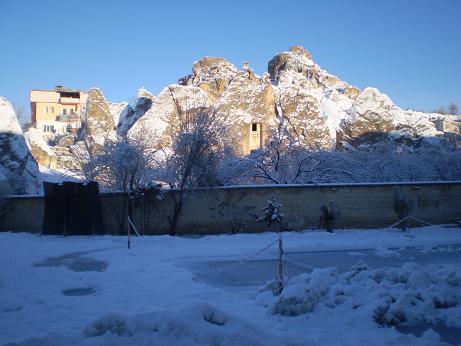 108 - 雪景色