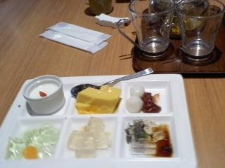 10/28 飲茶カフェ 中華的デザート  グランチャイナ