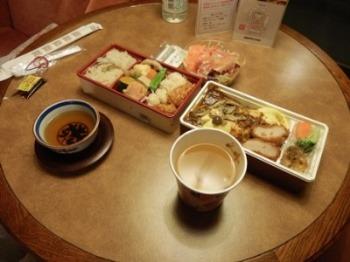 10/19 夕食 浜松駅前の遠鉄百貨店で