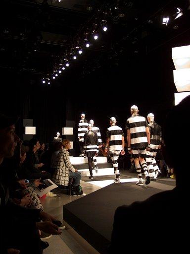 メルセデスベンツ ファッションウィーク 99%is
