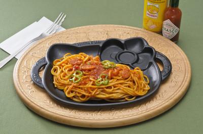 キティちゃんステーキ皿4
