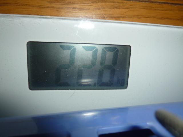 体重と虹 003