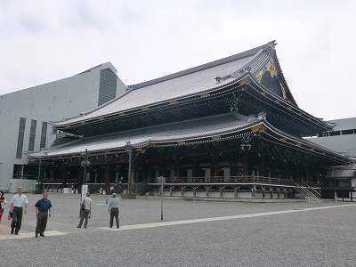 東本願寺①