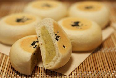 さつま芋あんパン