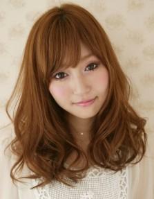 2013年大阪夏の髪型