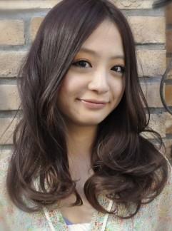 永作博美風髪型