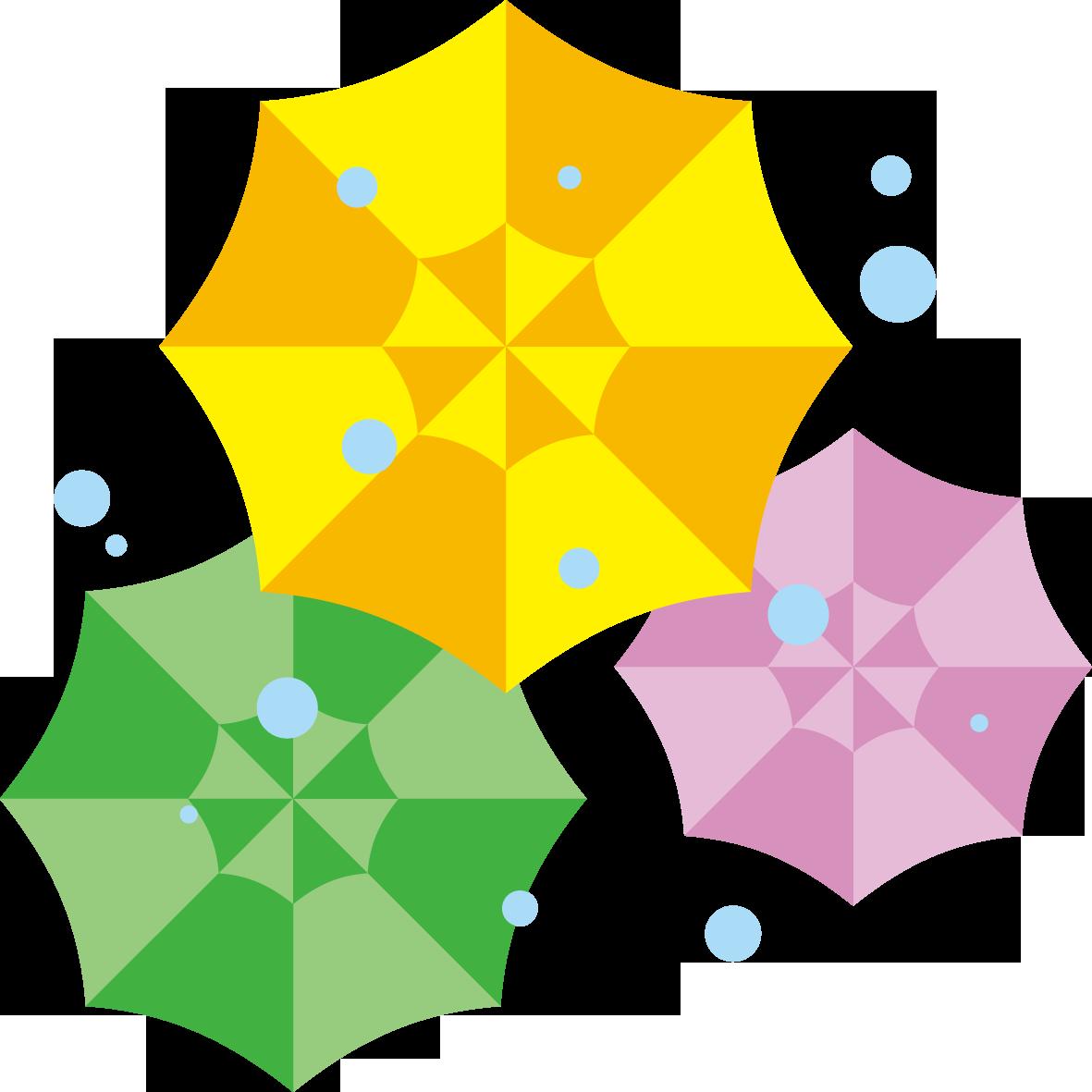 梅雨のイラスト素材を配布しているサイトまとめ【商用利用可・無料