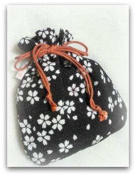 京乃雪 桜ポーチ