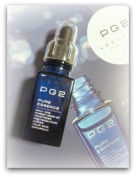 高純度プリテオグリカン原液「PG2ピュアエッセンス」