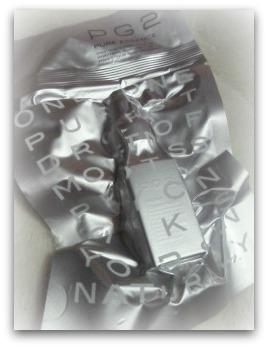 高純度プリテオグリカン原液「PG2ピュアエッセンス」 真空パッケージ
