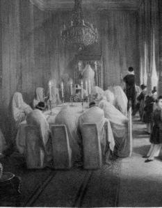 ロスチャイルド儀式