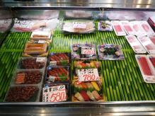 寿司売り場