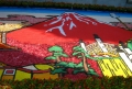 江戸錦絵・赤富士