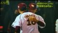 田中投手と監督