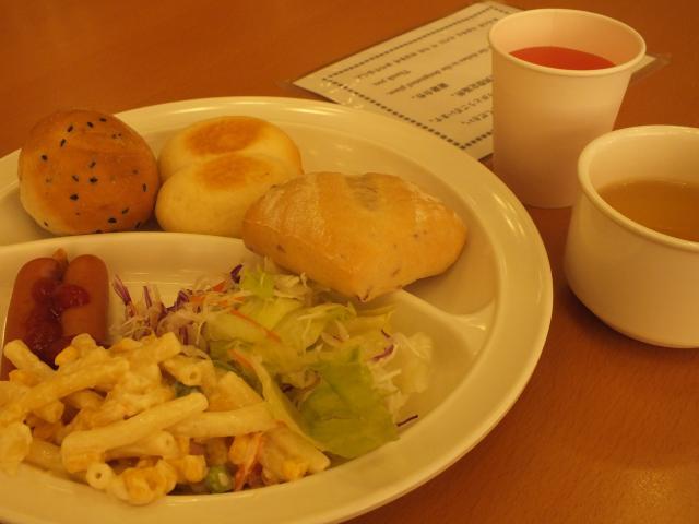 東横イン・朝食