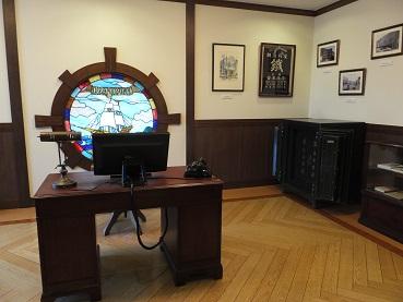 10カナモト資料展示室