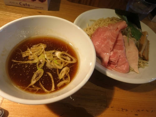 うしおつけ麺