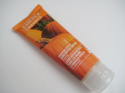 DE Pumpkin Hand Cream