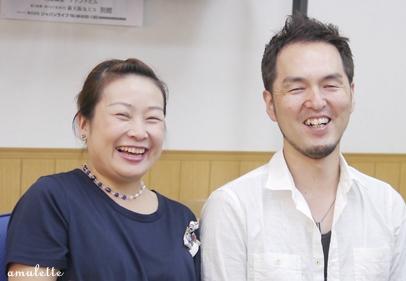 余合先生ワークショップ2013 和田先生&大金先生