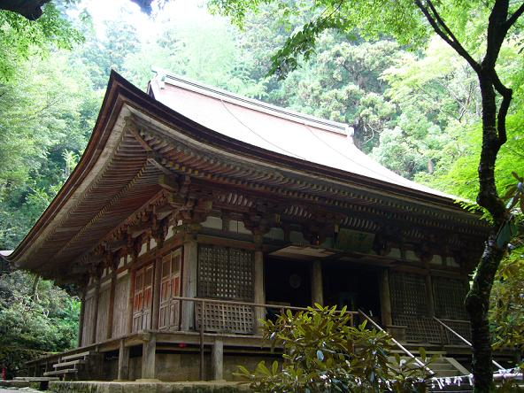 室生寺_本堂