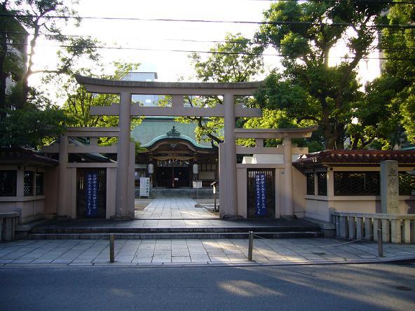 2013夏休みの旅。_いかすり神社門前